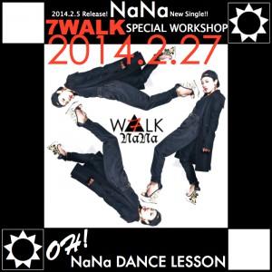 OH! 7WALK WS 27